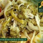 Pennette con Broccoli Neri Simply Med